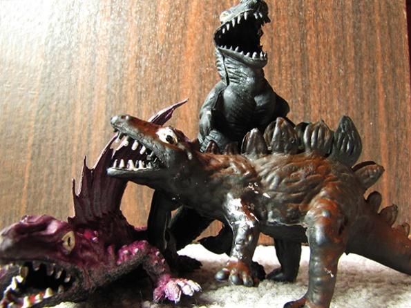 Dinosaurs April 4