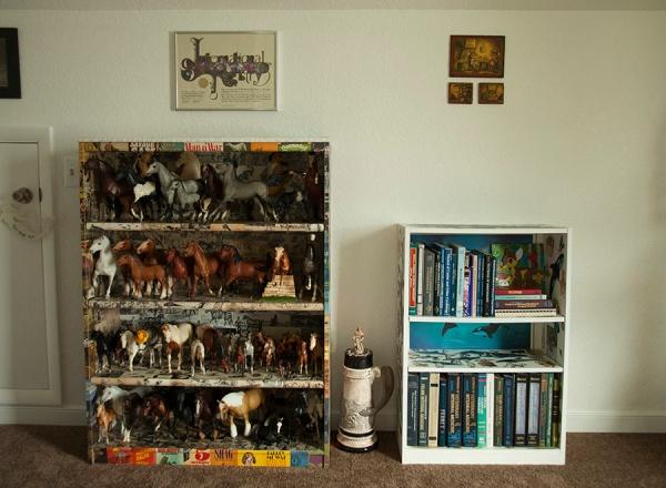 Shelves July 31